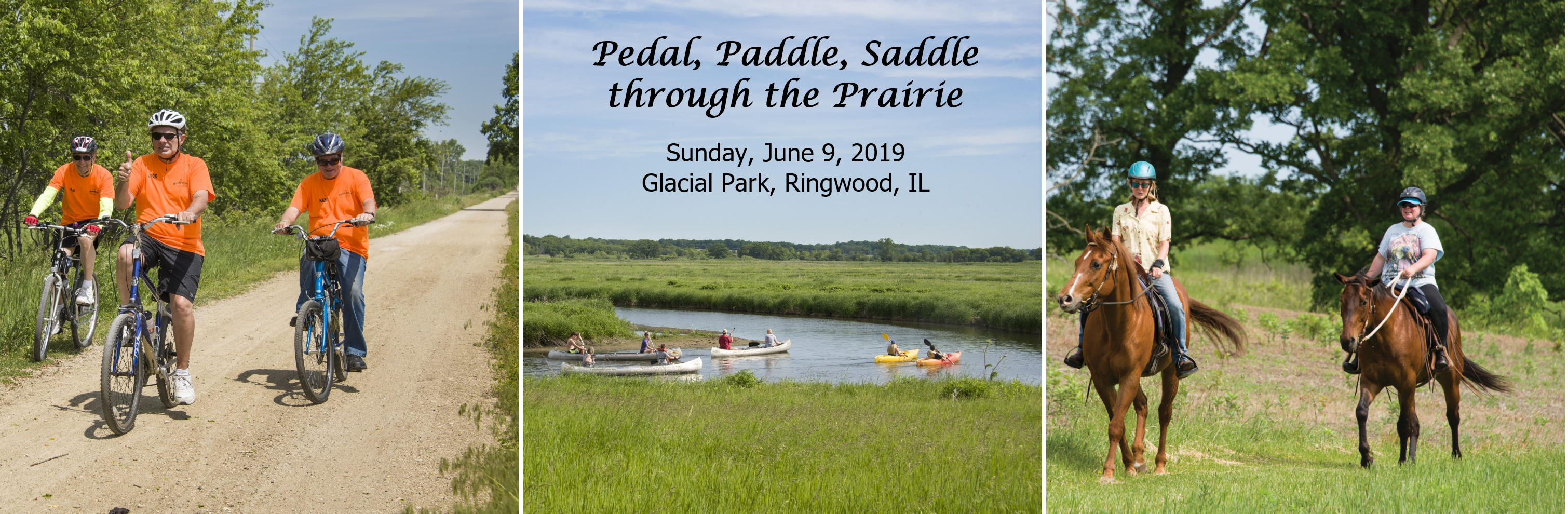 Pedal Paddle Saddle 2019 Registration